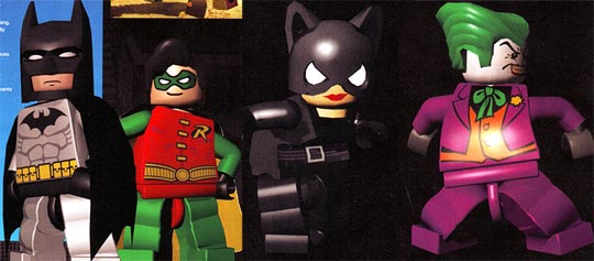 lego batman games. Game Review: Lego Batman